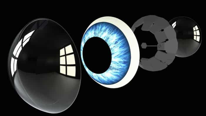 Apple may release AR Contact lenses after 2030.