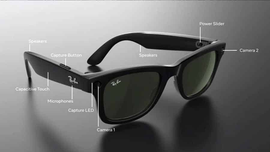 Facebook's Ray-Ban Stories Glasses features