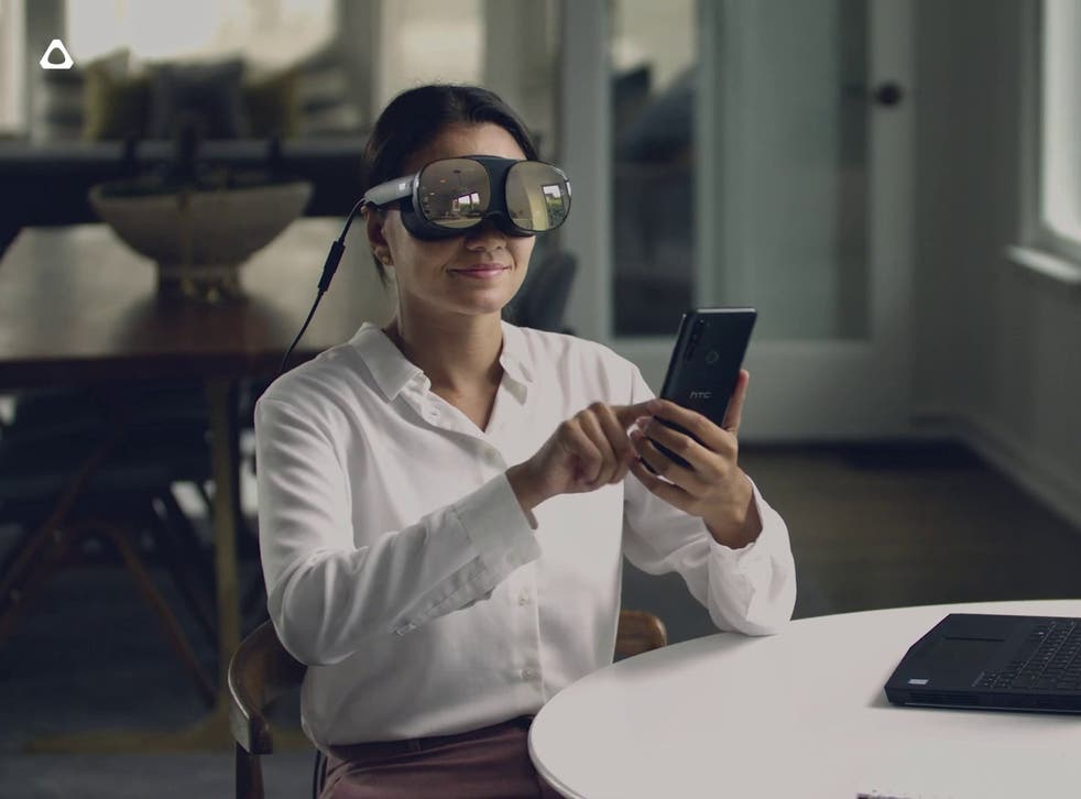 Your smartphone makes for an awkward hand-controller in VR.